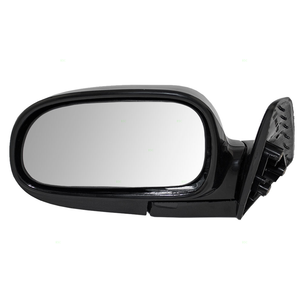 Brock Supply 93 97 Ty Corolla Manual Mirror Paint To Match Black Lh Toyota Schematic Picture Of
