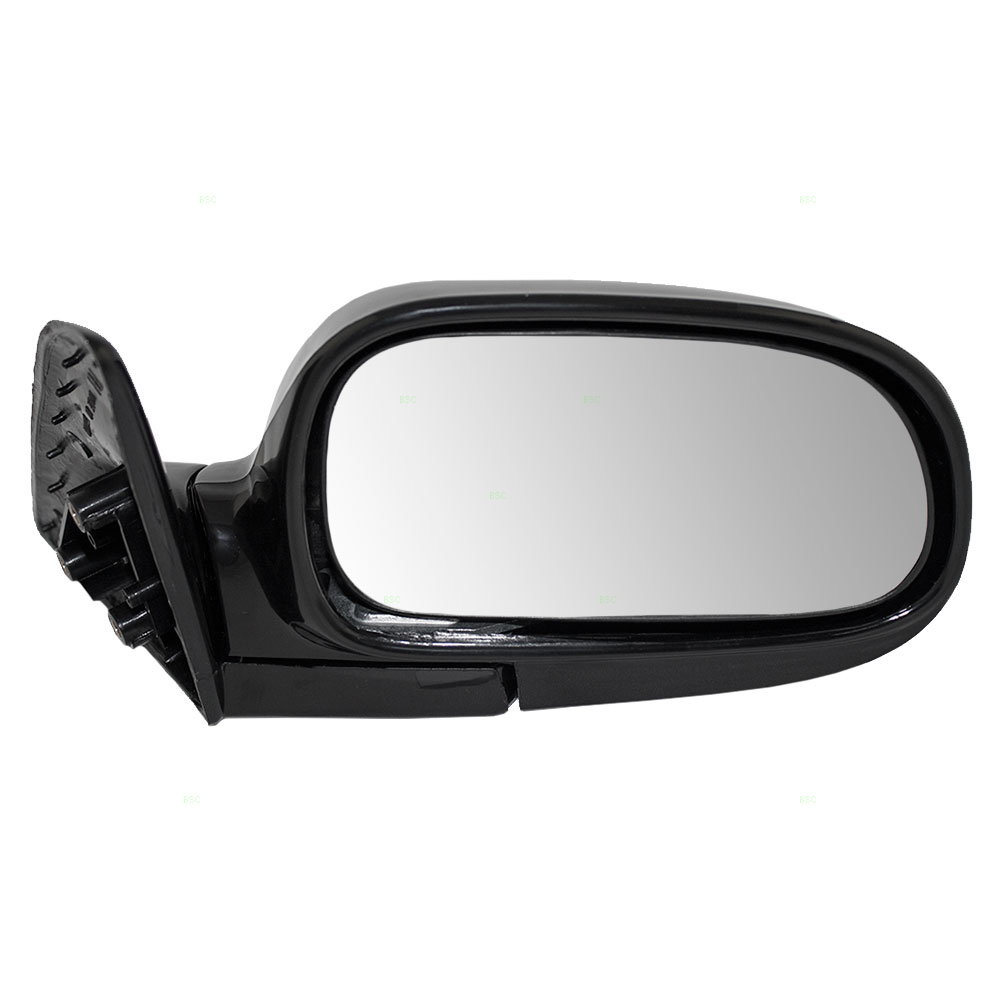 Brock Supply 93 97 Ty Corolla Manual Mirror Paint To Match Black Rh Toyota Schematic Picture Of