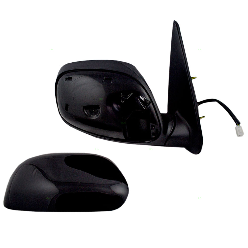 Toyota Sequoia Windshield Replacement Cost: 01-07 TY SEQUOIA SR5 POWER MIRROR PAINT TO