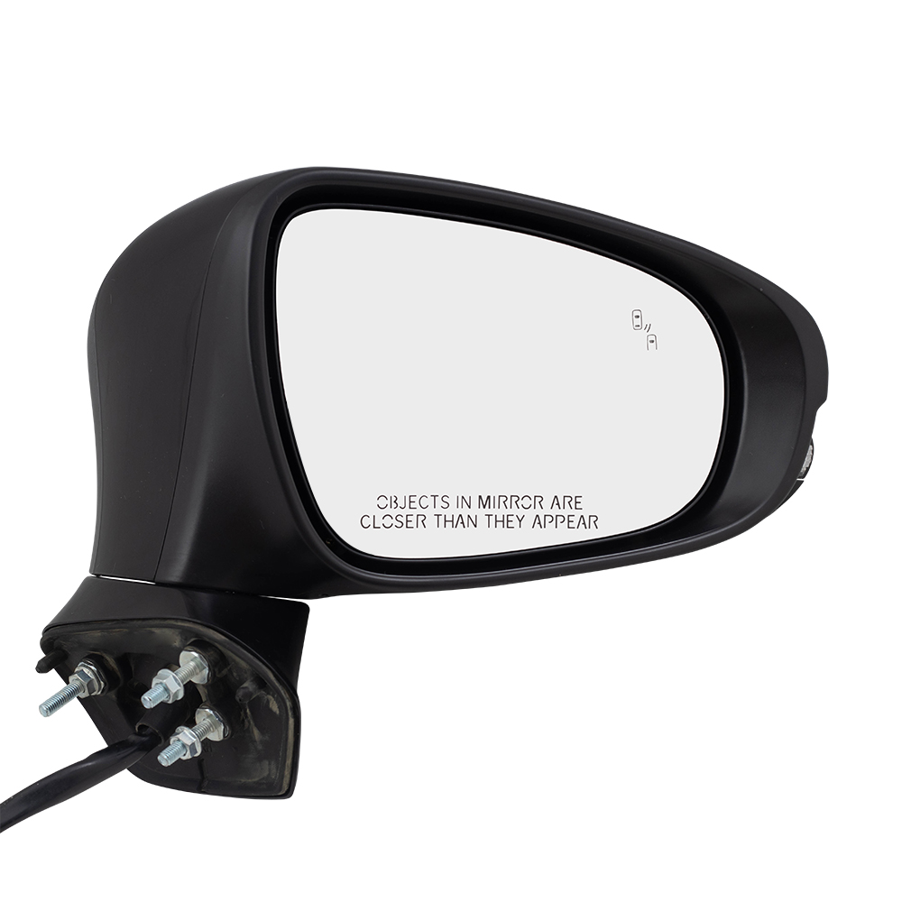 GENUINE LEXUS ES350 OUTER RIGHT  WHITE 87901-33111-A1 ! MIRROR SUB-ASSY 07
