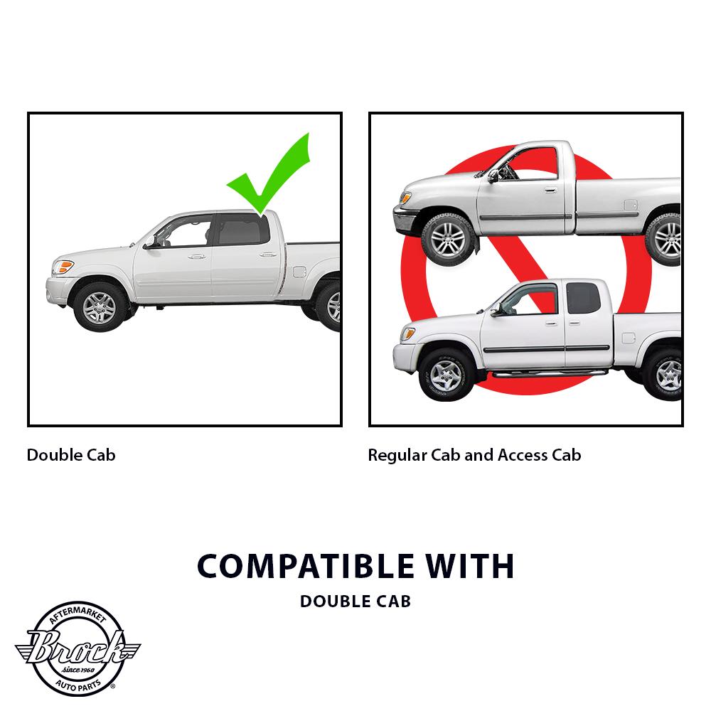 Toyota Tundra Rear Window Replacement >> AutoandArt.com - Toyota Sequoia Tundra Pickup Truck New ...