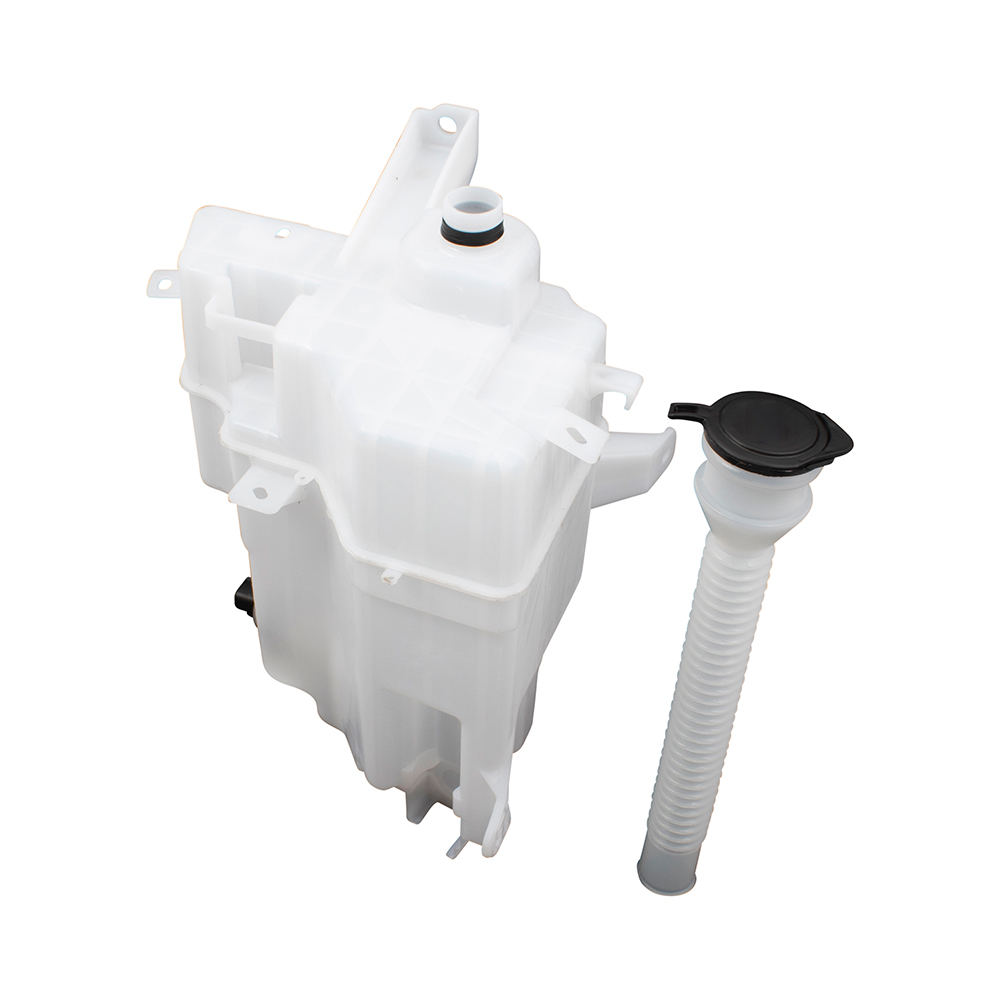 Aftermarket Washer Reservoir Compatible with 2008-2010 Toyota Highlander with Bracket//Cap//Inlet//Pump and Sensor USA Built