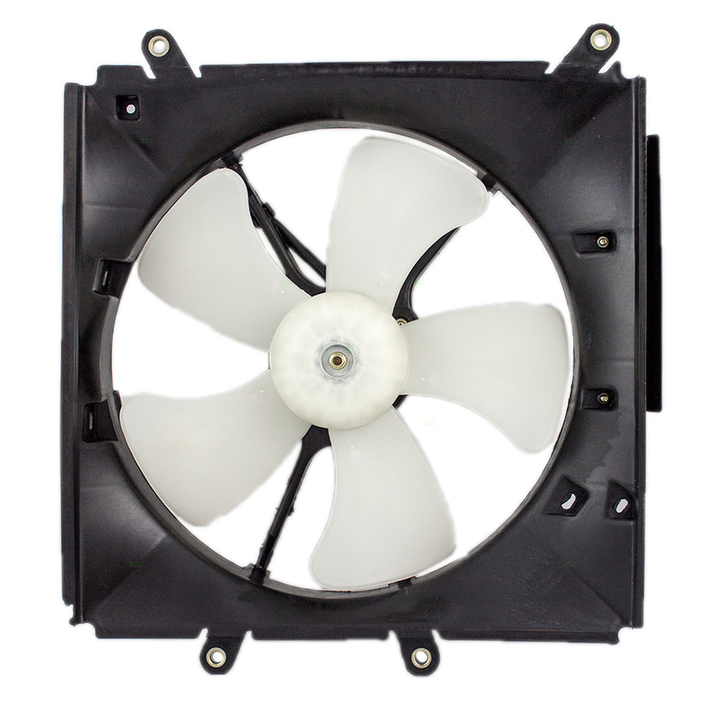 Radiator Cooling Fan Assembly For Toyota Corolla Geo Prizm TO3112101