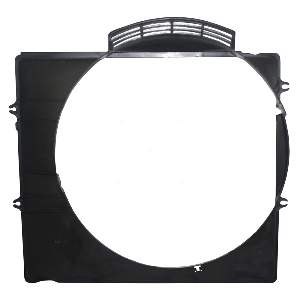 Radiator Cooling Fan Shroud for 91-95 Toyota 4Runner 3.0L V6