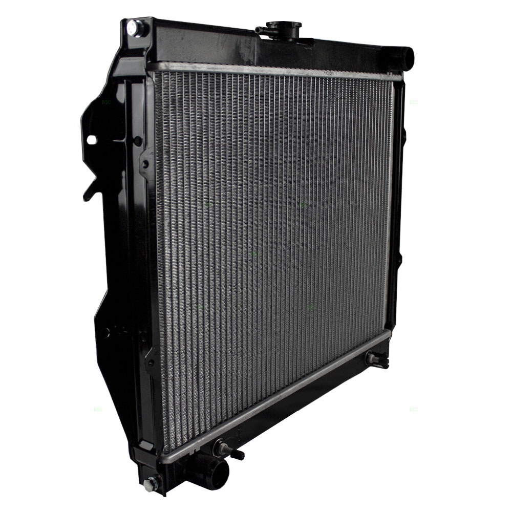 Virginia Auto Sales Tax >> Brock Supply - 84-91 TY 4RUNNER 2.4L RADIATOR ASSY W/2 ROWS 86-95 TY PICKUP 2.4L