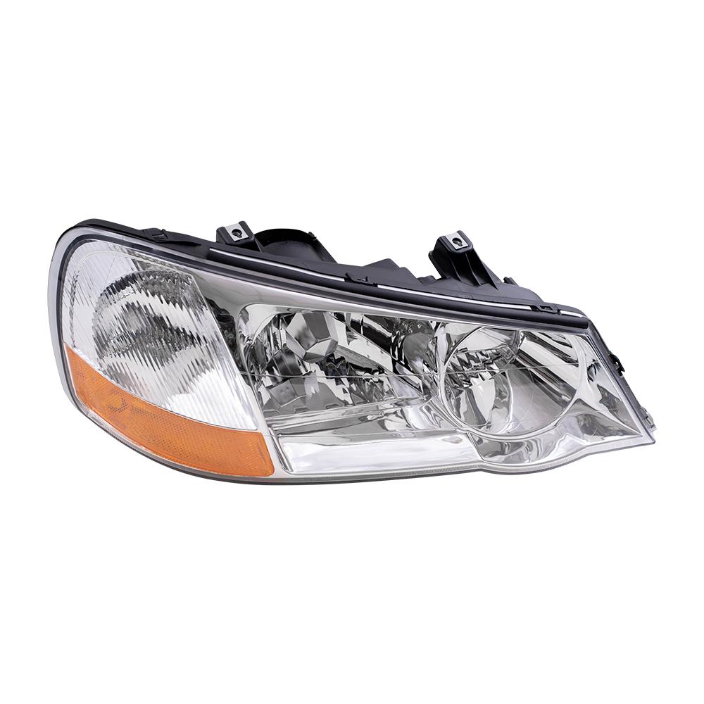 Acura TL Passengers Headlight Assembly EverydayAutoPartscom - Acura tl headlight replacement