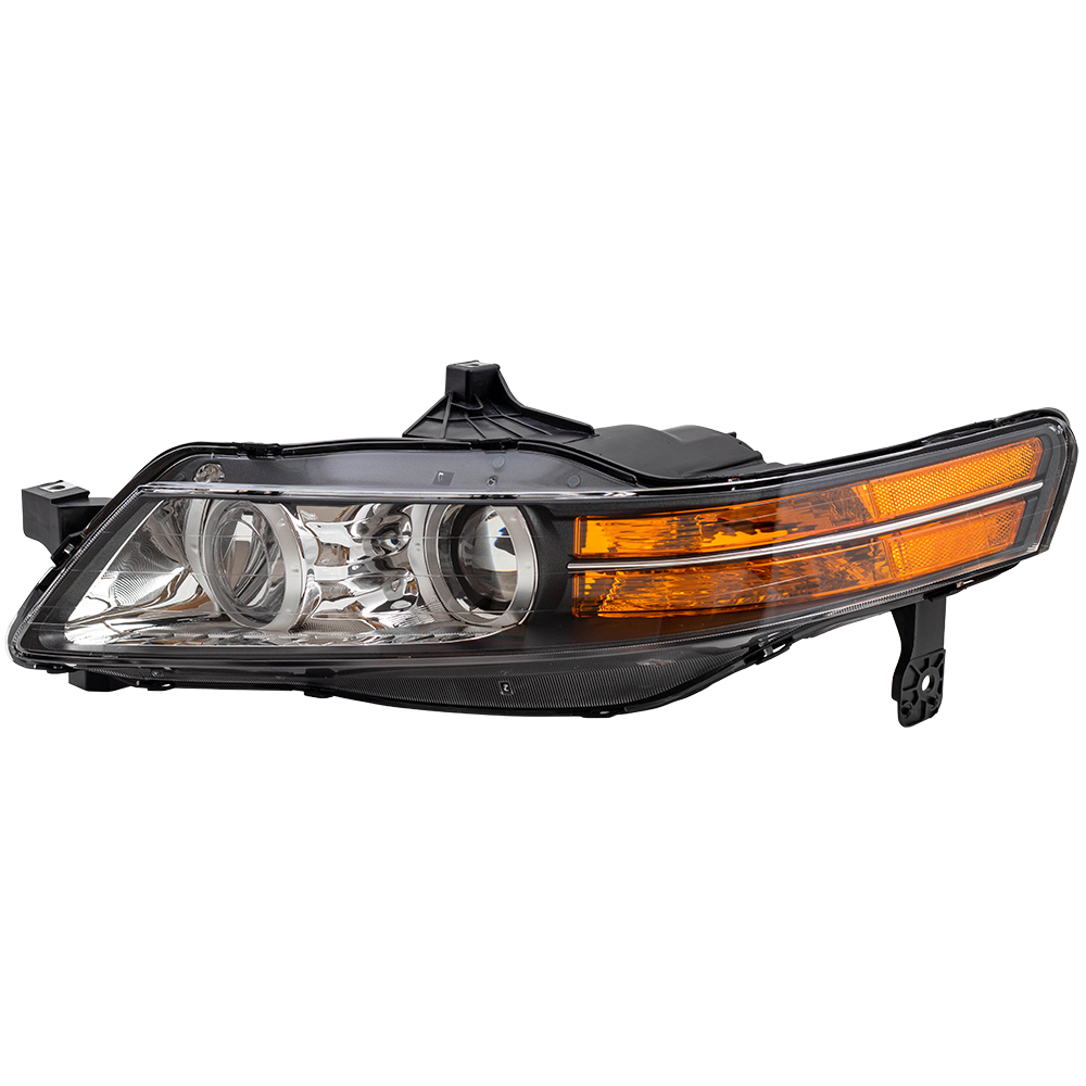 Drivers Combination Headlight Headlamp Assembly For 2007