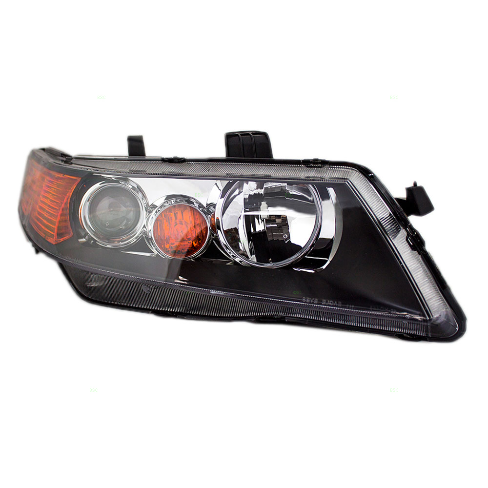 04-05 Acura TSX Passengers HID Headlight Assembly