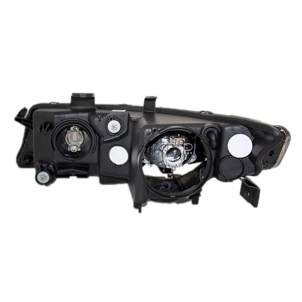 04-05 Acura TSX Passengers HID Headlight Assembly