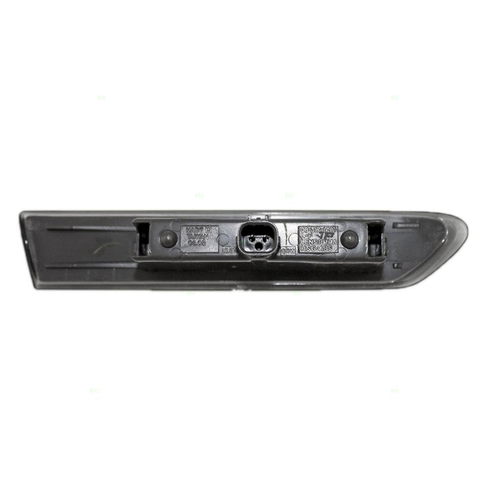 04-08 Acura TL Drivers Front Side Park Signal Marker Light
