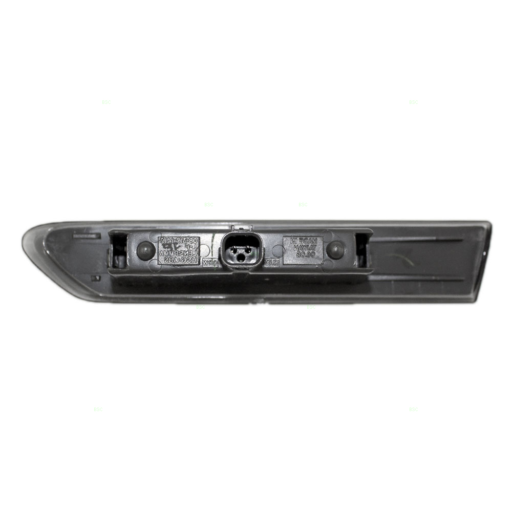 04-08 Acura TL Passengers Front Side Park Signal Marker