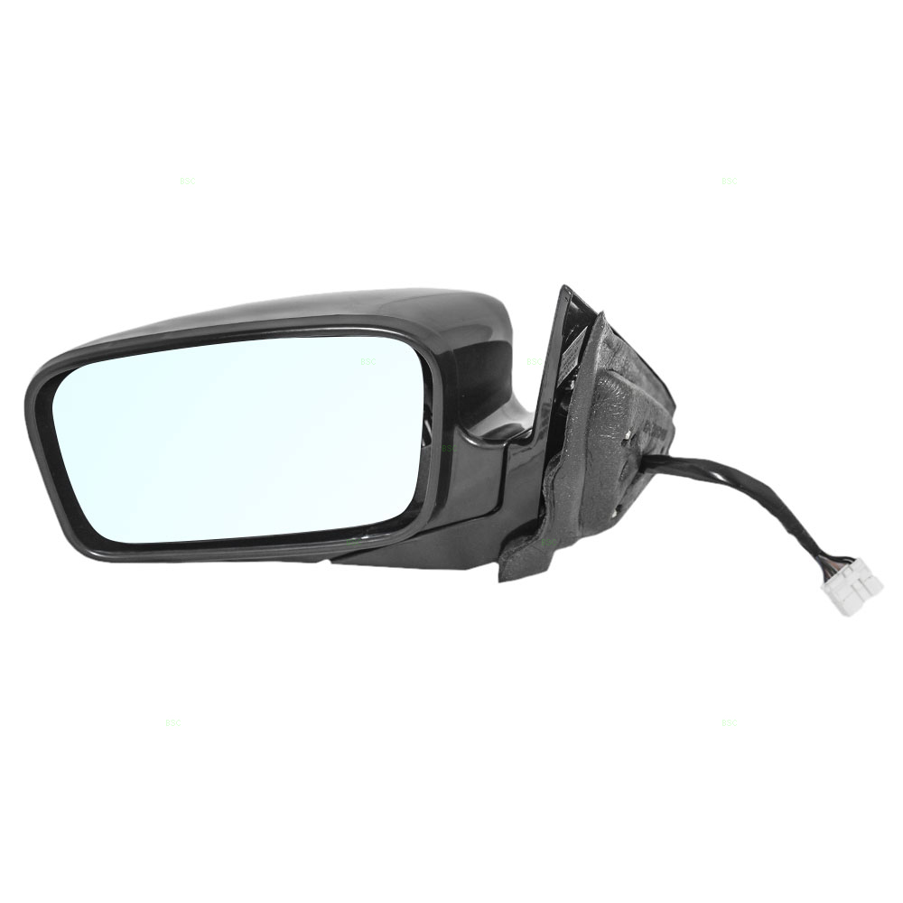 04 06 Acura Tl Drivers Side View Power Mirror Heated