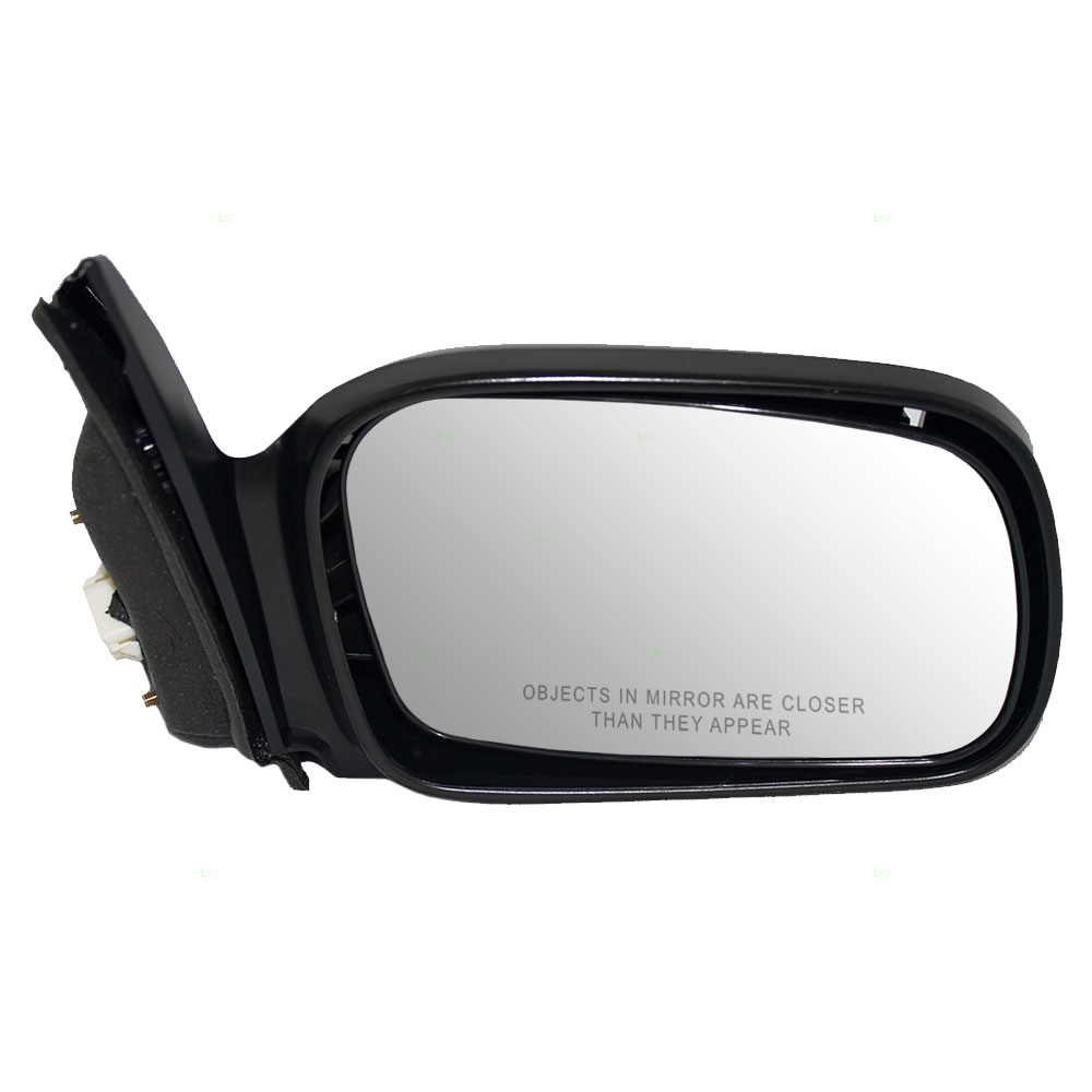 Replace 1980 Honda Civic Sideview Mirror Glass Heated