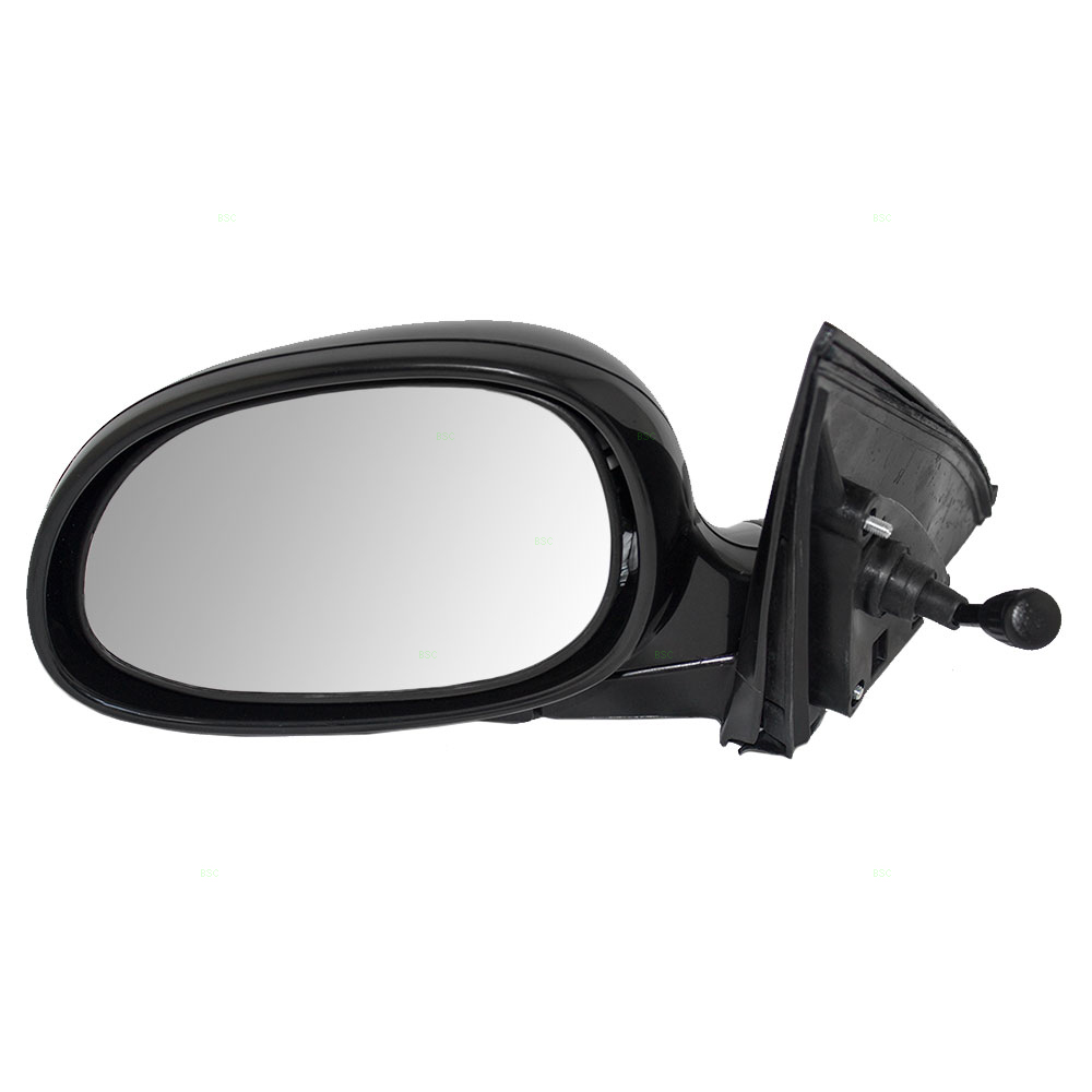 92-95 Honda Civic Driver Side Mirror Replacement Manual Remote