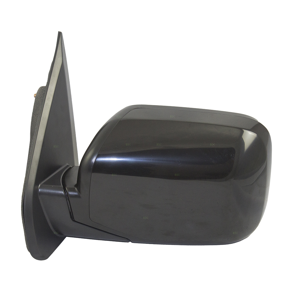 New Passengers Power Side View Mirror Glass Housing for 09-15 Honda Pilot
