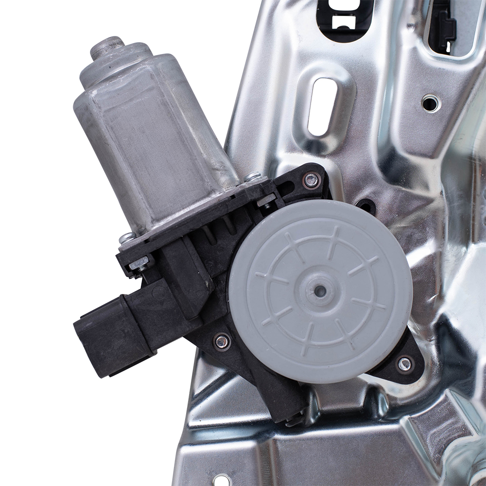 07-13 Acura MDX Front Drivers Power Window Lift Regulator