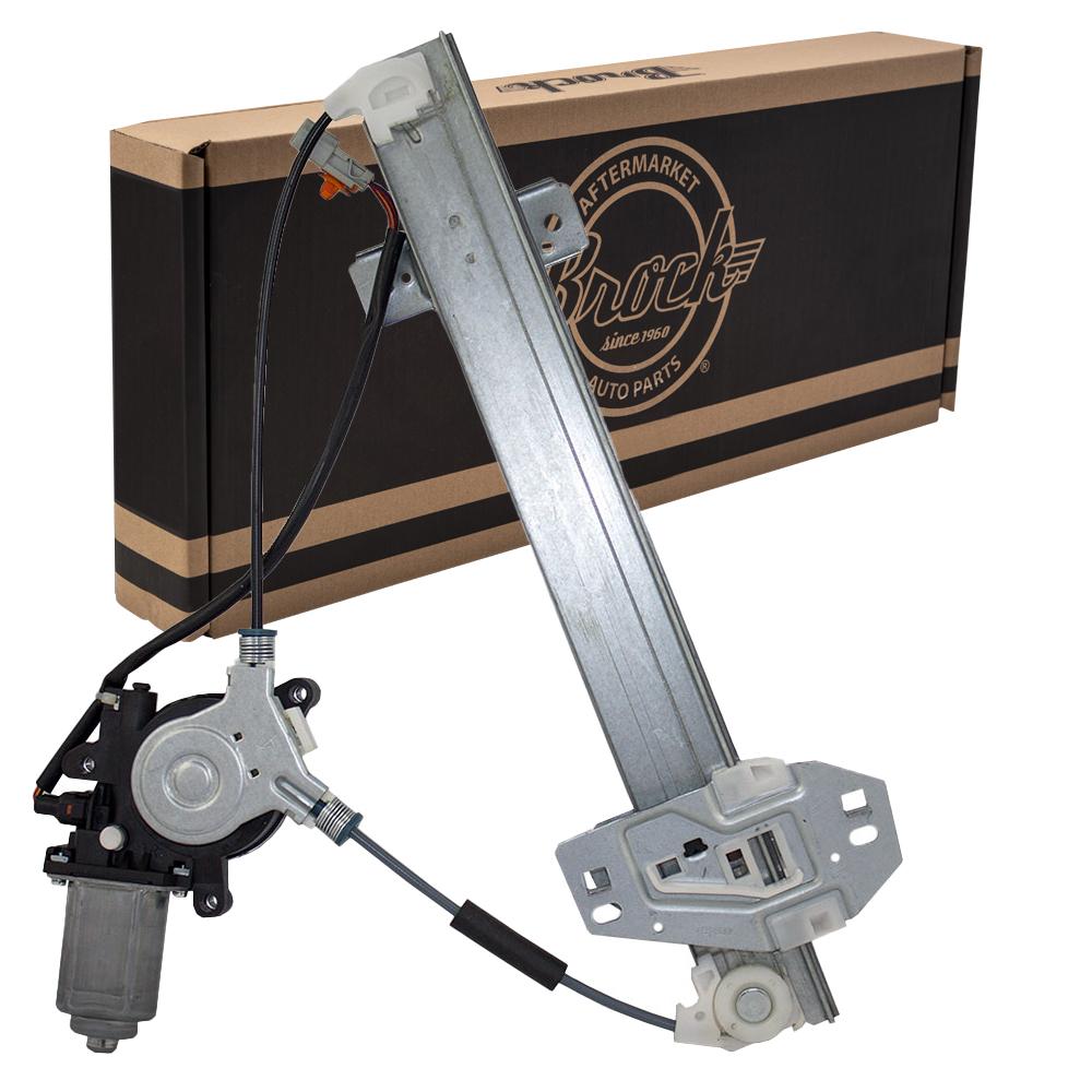 Brock Supply AC RL POWER WINDOW REGULATOR WMOTOR REAR RH - Acura rl window regulator