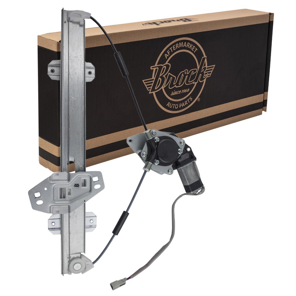 Brock Supply AC RL POWER WINDOW REGULATOR WMOTOR PIN - Acura rl window regulator