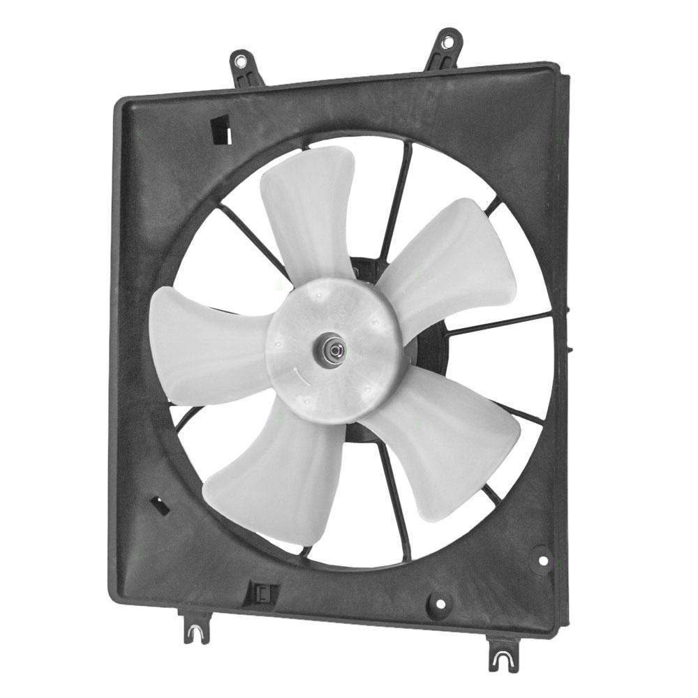 04 05 06 07 08 Acura TL New Radiator Cooling Fan Motor Shroud Assembly ...
