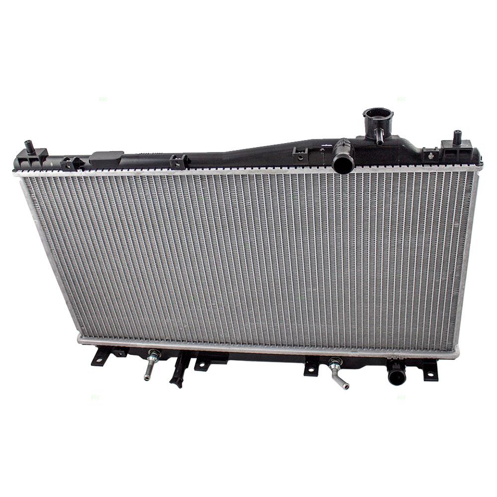 ... 01 05 Honda Civic 1.7L Engine Radiator
