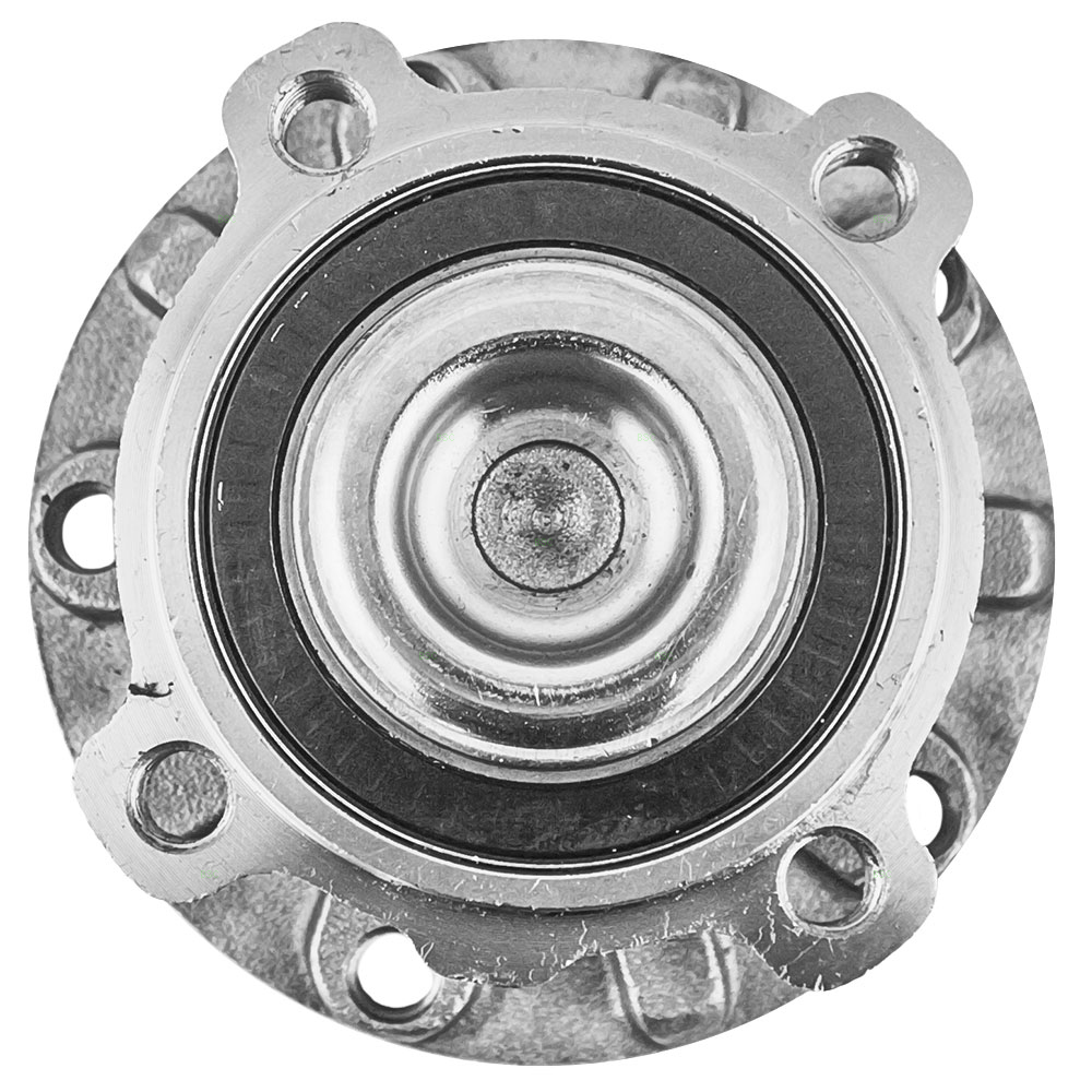 Autoandart Com Bmw Z8 5 Series New Front Wheel Hub And Bearing Assembly Aftermarket Replacement