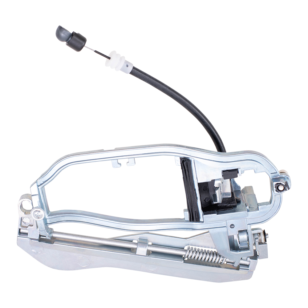 Brock Supply - 00-06 BMW X5 OUTSIDE DOOR HANDLE CARRIER W/CABLE-BASE ...