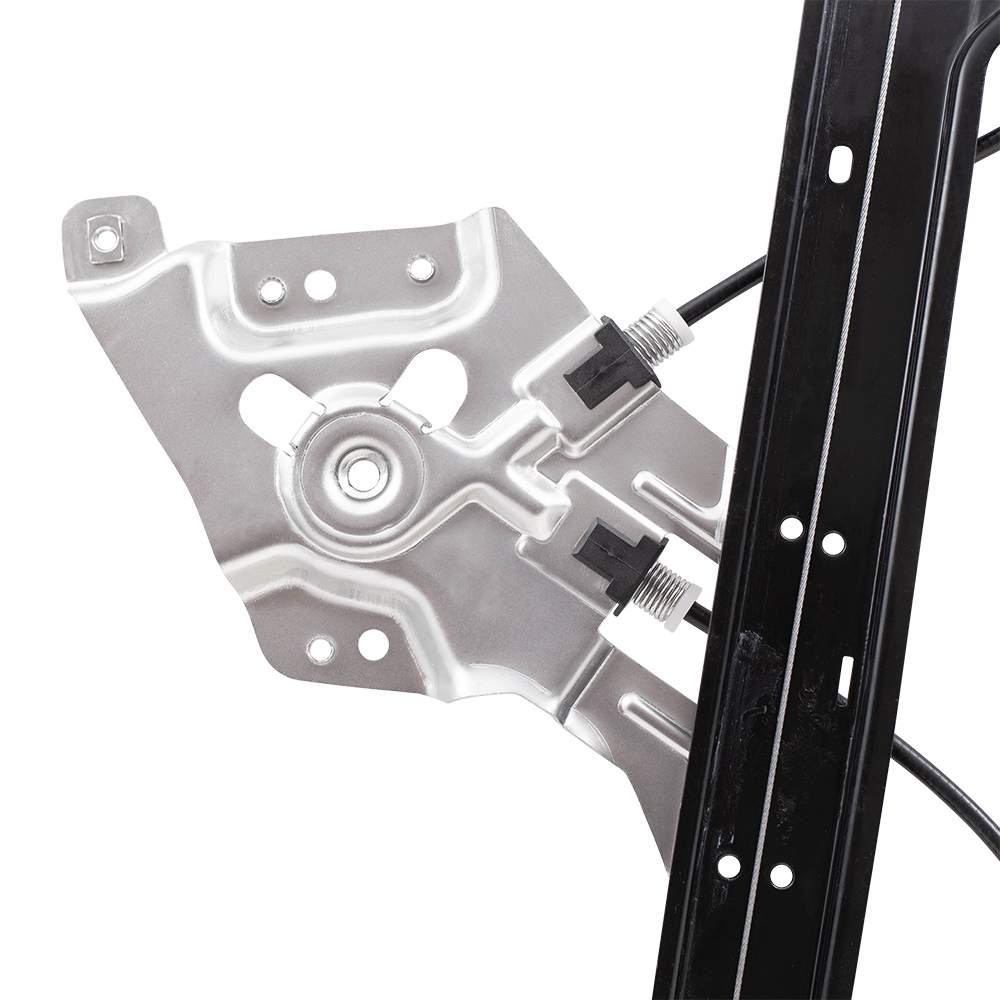 Drivers Front Power Window Lift Regulator with Anti Pinch Performance Replacement for 2003 2004 2005 2006 2007 2008 2009 2010 2011 9-3 Sedan Wagon 12793728