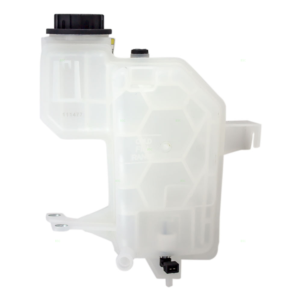 06 09 Land Rover Range Coolant Overflow Tank Recovery Bottle Antifreeze Expansion Reservoir W
