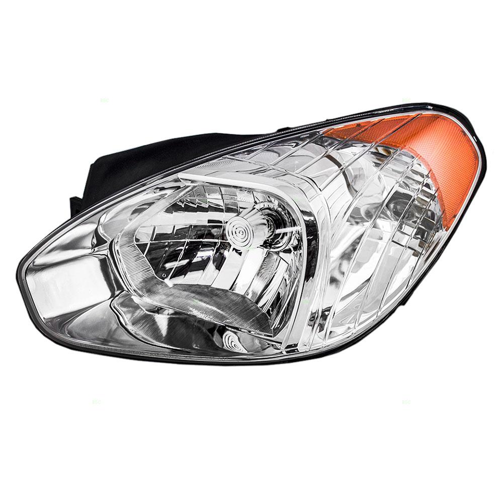 [Remove Assembly Headlight 2006 Hyundai Tiburon] - Hyundai ...