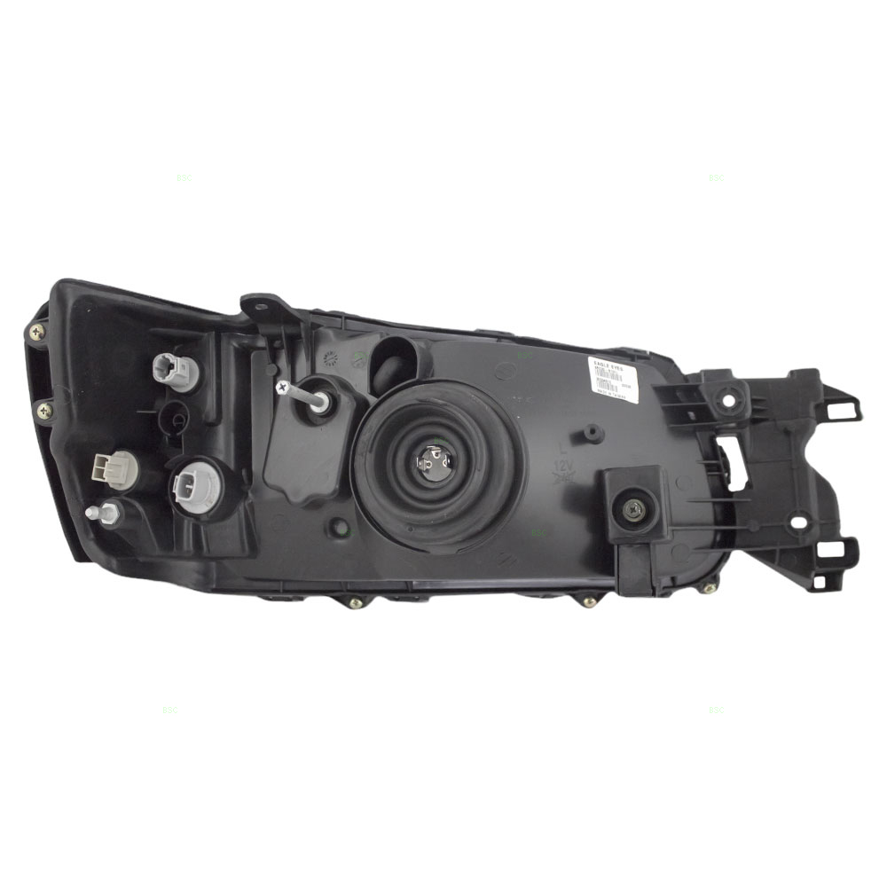 picture of 2005 subaru forester drivers headlight assembly