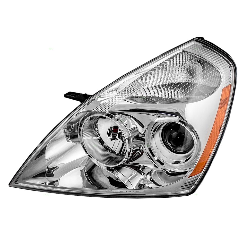 08-12 Kia Sedona Drivers Headlight Assembly