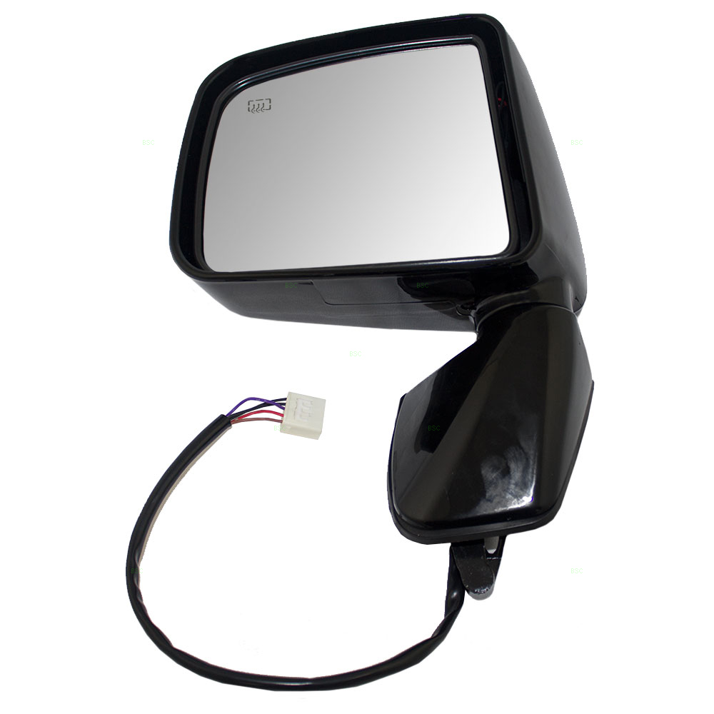 Passengers Power Side View Mirror Heated Replacement for 99-03 Lexus RX300 87910-48030-C0