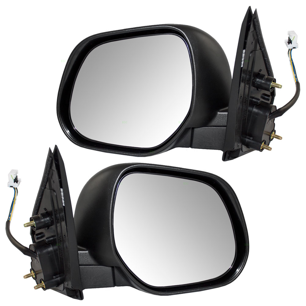 New Drivers Power Side  Mirror Heated 10-11 Mitsubishi Outlander /& 11-17 Sport