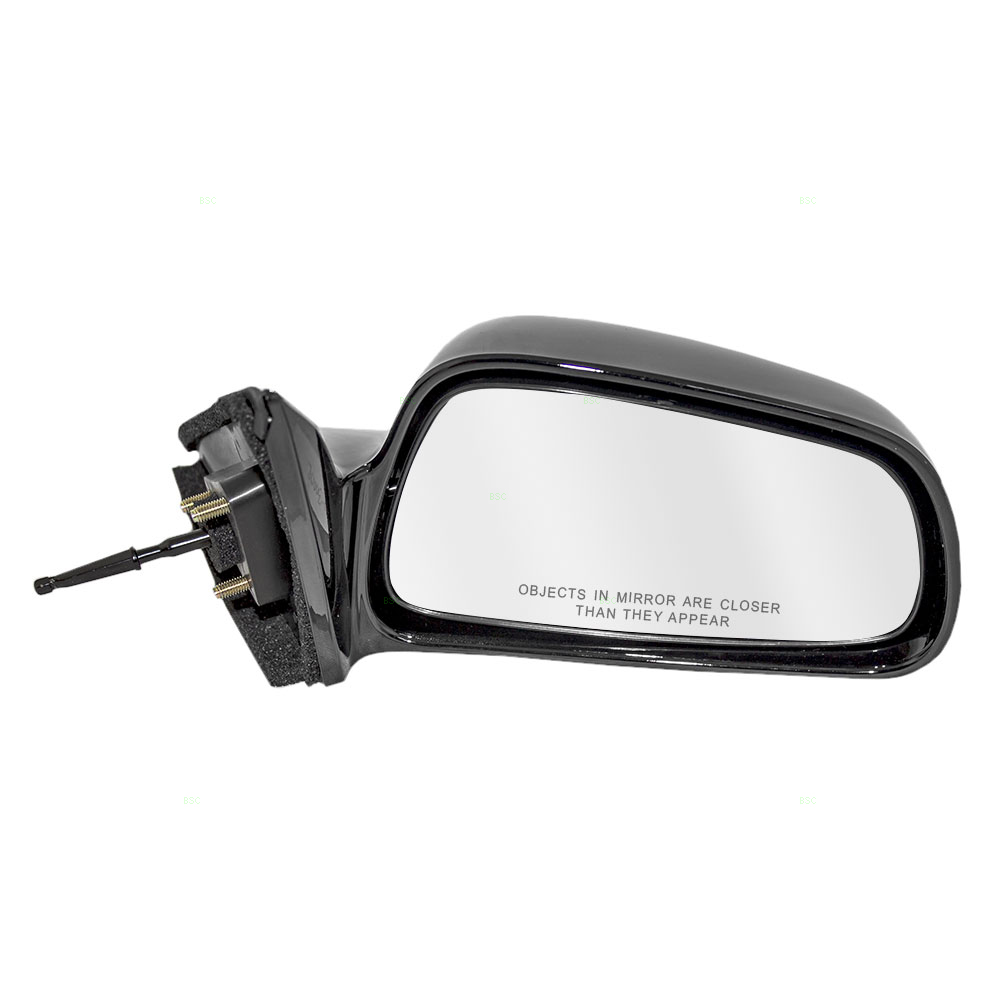 Picture of 99-03 MI GALANT MANUAL REMOTE MIRROR PAINT TO MATCH BLACK RH