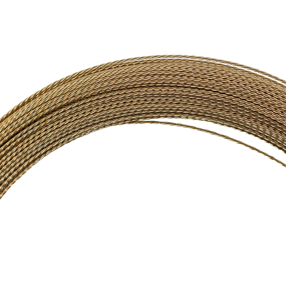 Brock Supply - 1/4# (135\') GOLD WINDSHIELD AUTO GLASS REMOVAL WIRE ...
