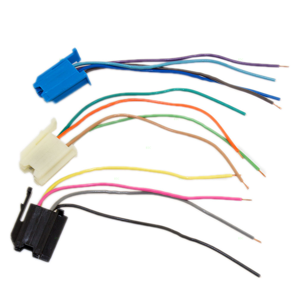 ADS0835 everydayautoparts com 1978 1993 chevrolet gmc various models set 1978 ford wiring harness at arjmand.co