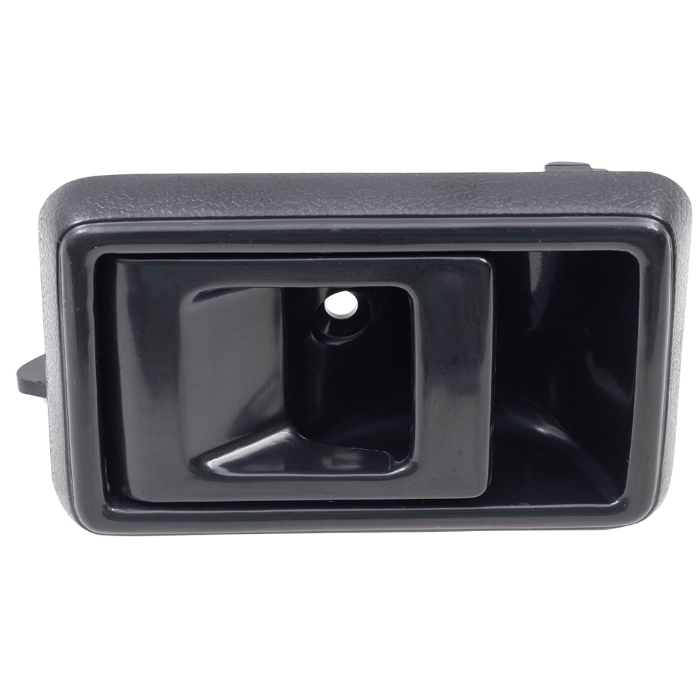 88 92 TY COROLLA SEDAN/WAGON INSIDE DOOR HANDLE BLACK LFu003dRR 87
