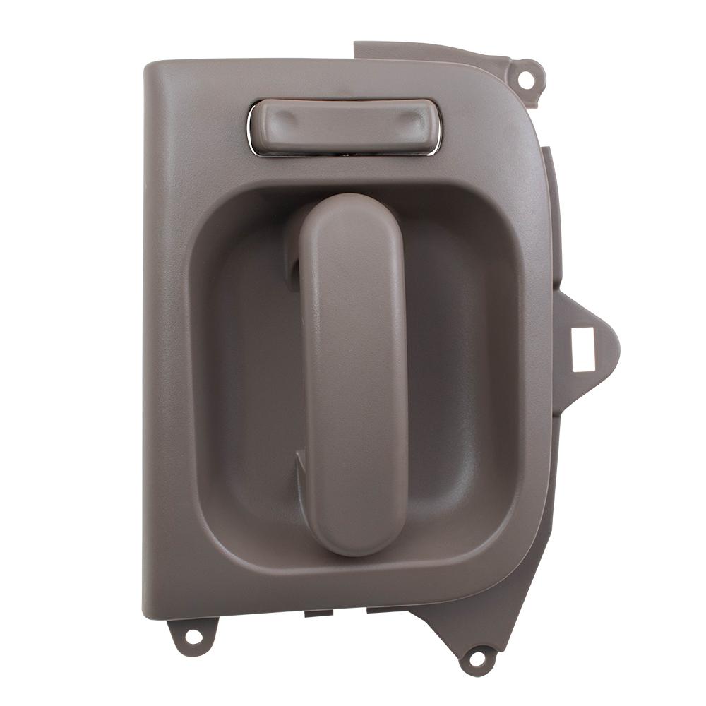 02 05 Kia Sedona Set Of Inside Beige Sliding Door Handle