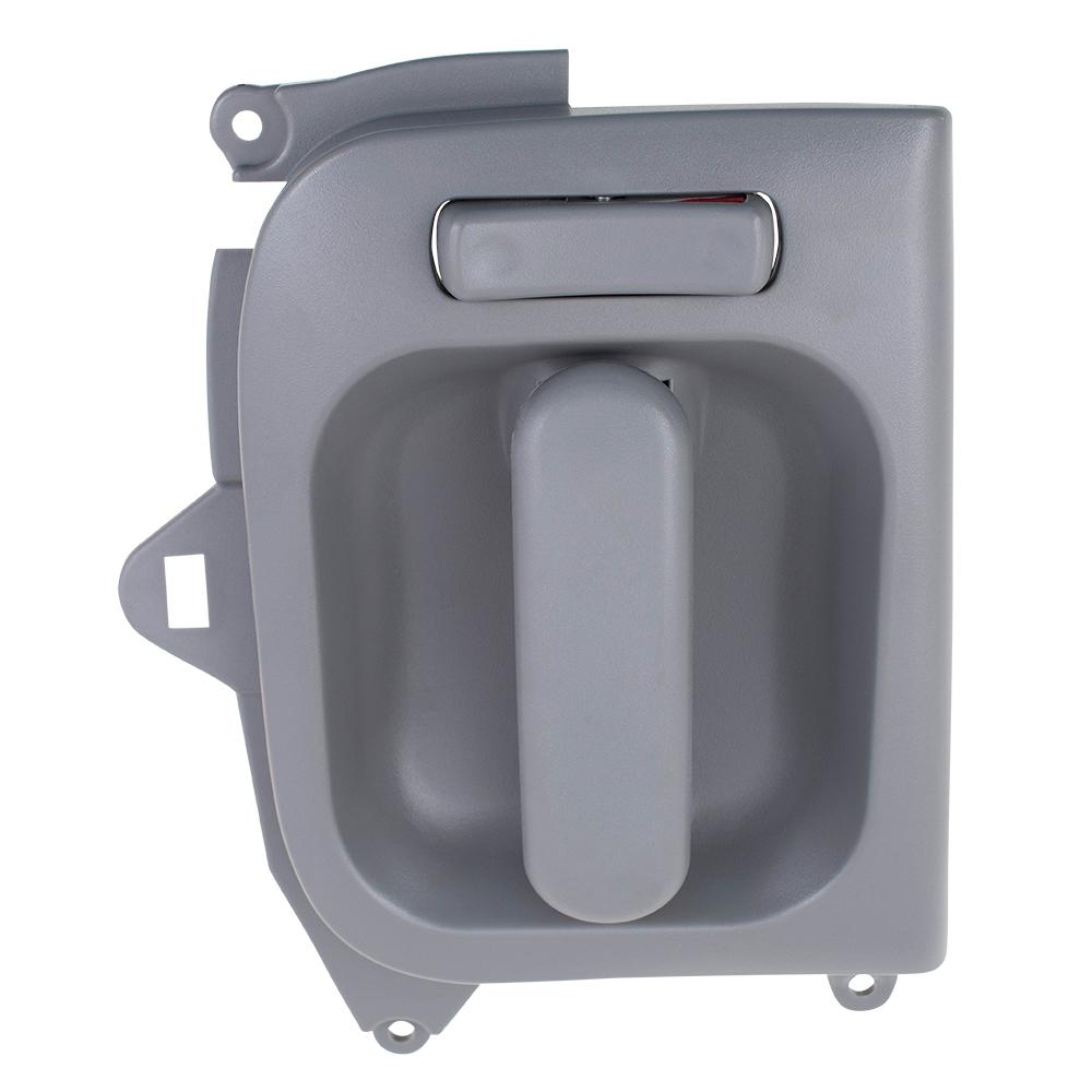 02 05 Kia Sedona Drivers Inside Gray Sliding Door Handle