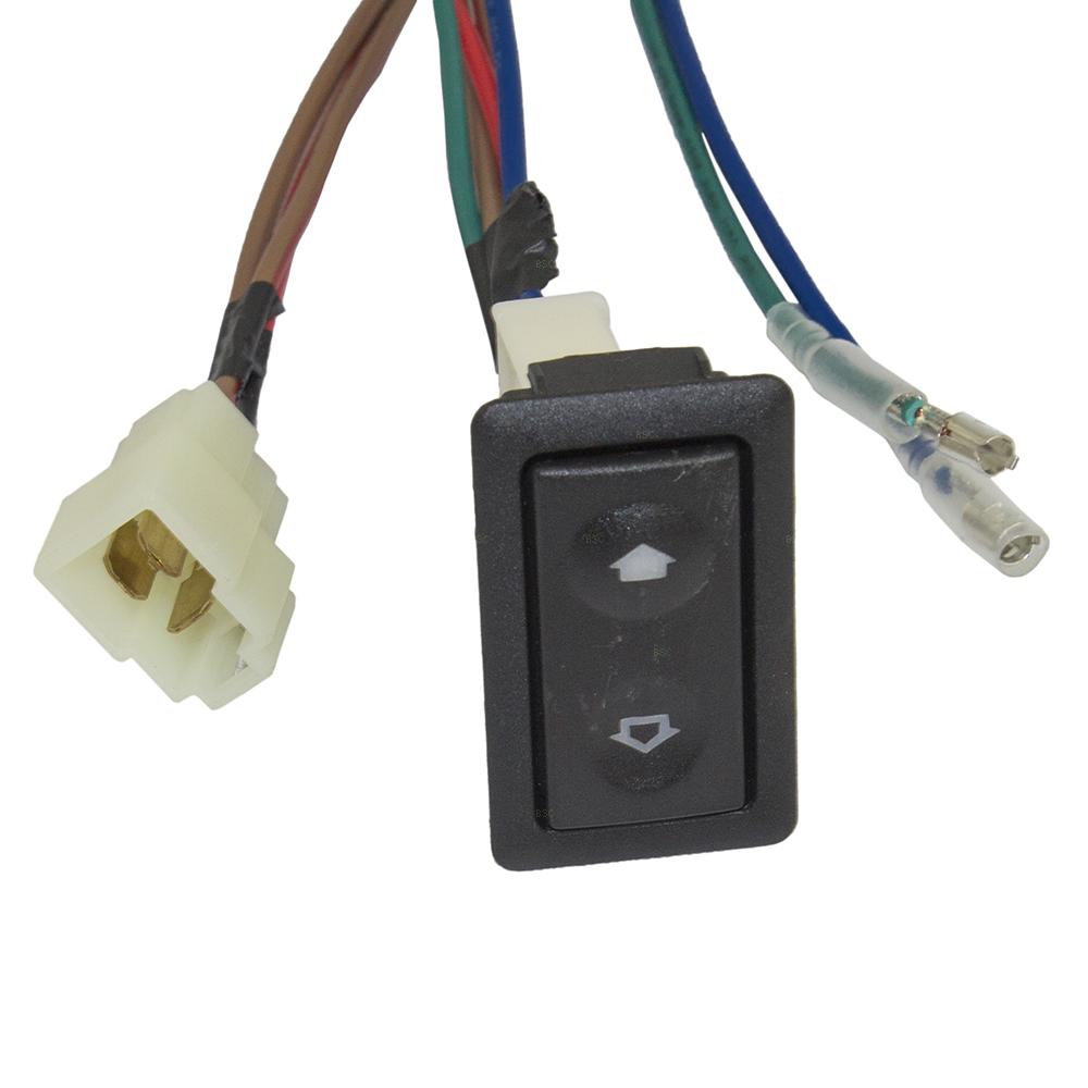 brock supply universal power window switch kit  door