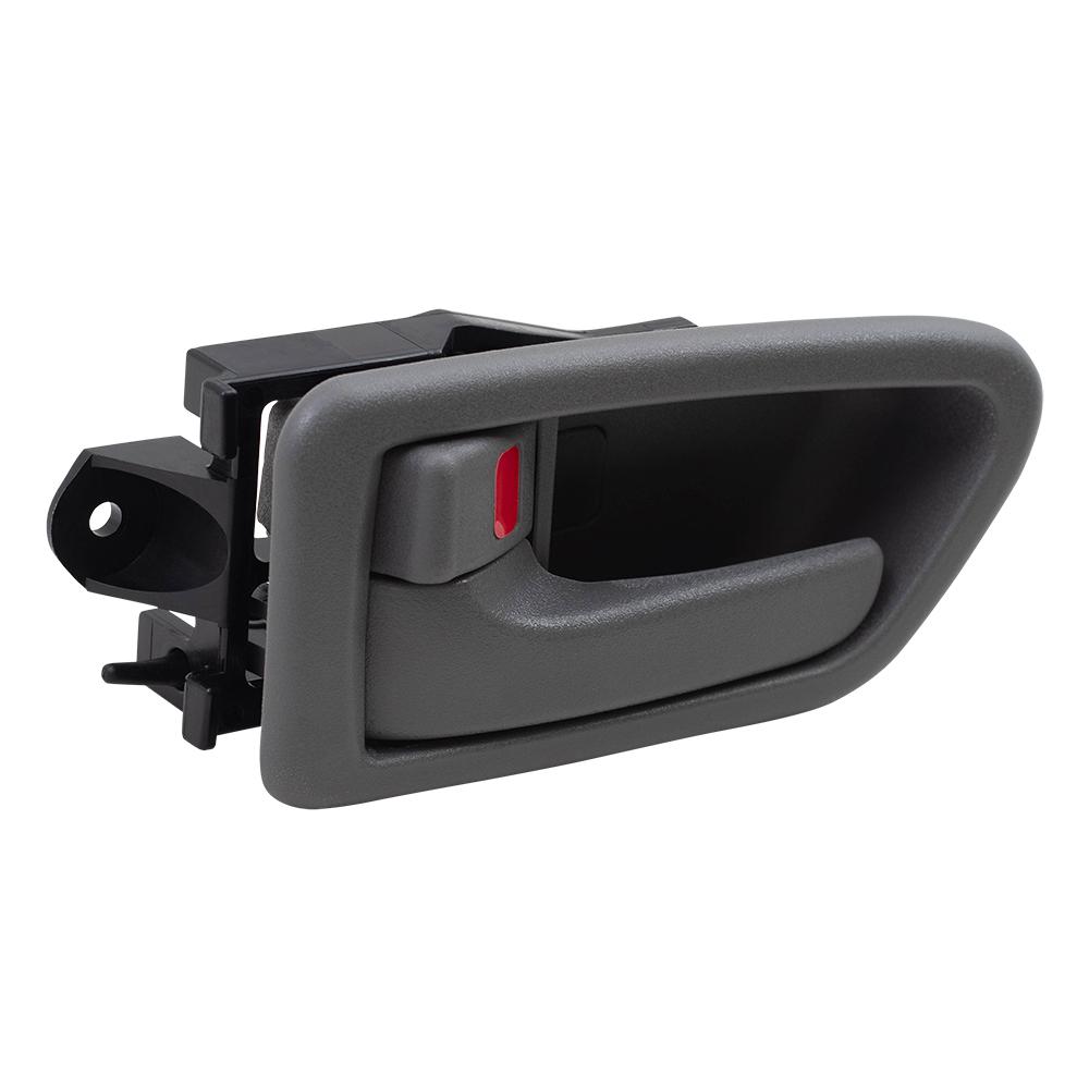 97 01 Toyota Camry New Drivers Inside Interior Gray Door Handle Trim Bezel