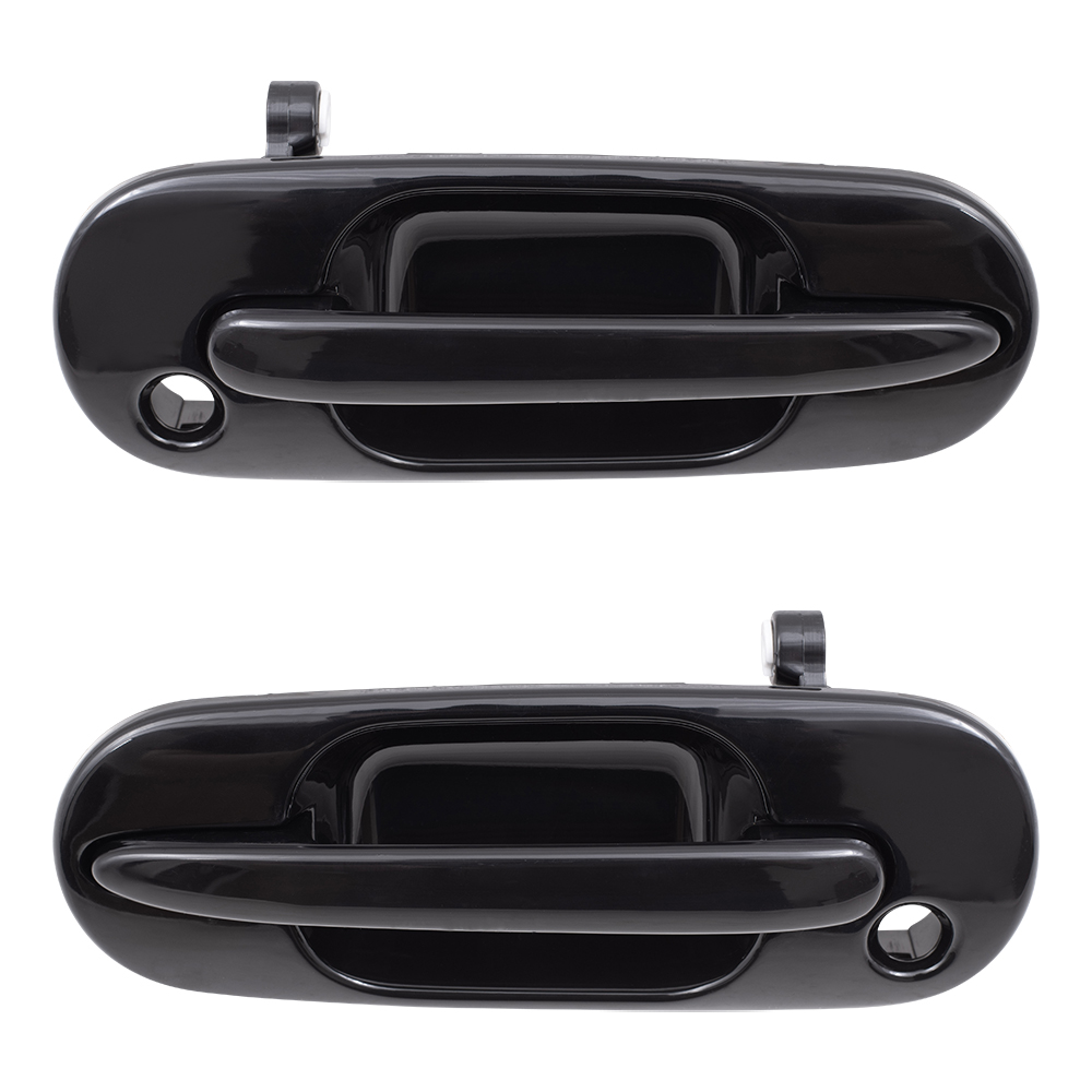 97-01 Honda CR-V SUV New Pair Set Outside Exterior Outer Front Door Handle  Assembly