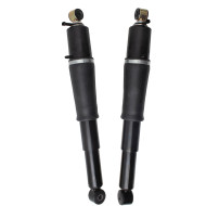 Avalanche Escalade & ESV / EXT Pickup Suburban Tahoe Yukon & XL New Pair Set Rear Air Shock Absorber