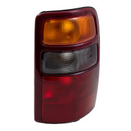 00-03 GMC Yukon & XL Chevrolet Tahoe Suburban New Passengers Taillight Taillamp Lens with Red Housing Unit