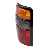 04-06 Chevrolet Suburban Tahoe GMC Yukon / XL & Denali New Drivers Taillight Taillamp Amber Signal Lens & Black Housing