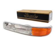 Chevrolet Tahoe Suburban Silverado New Drivers Park Signal Side Marker Light Lamp Lens Housing