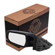2016-2019 Chevrolet Malibu Mirror Driver Side Power Ready To Paint Black 84288097 23372287