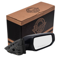 2016-2019 Chevrolet Malibu Mirror Passenger Side Power Ready To Paint Black 84288099
