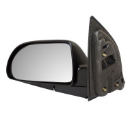 Saturn Vue Pontiac Torrent Chevrolet Equinox Drivers Side View Manual Mirror Textured Assembly