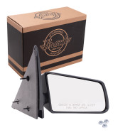 94-04 GMC Sonoma Chevrolet S10 Pickup Truck New Passengers Manual Side View Mirror Glass Housing